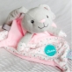 Bubble Buddies Baby Comforter - Bella the Bunny