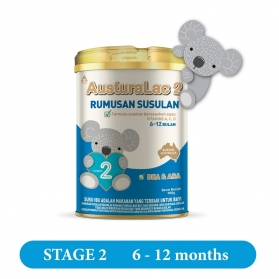 nuturaKids Stage 2 Follow On Formula (6-12 months+) 900g
