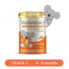 nuturaKids Stage 1 Infant Formula (0-6 months+) 900g
