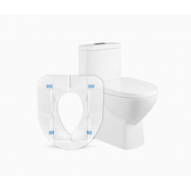 Ten-M Journey Disposable Toilet Seat Paper Covers