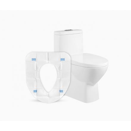 Ten-M Journey Disposable Toilet Seat Paper Covers