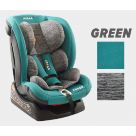 Asogo Baby Car Seat (0-4 Years Old) 4 Recline Position ECE R44/04 Certified