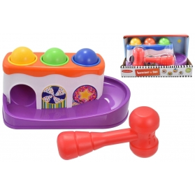 infunbebe Hammer and Ball Toy Set