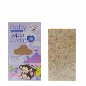 MommyJ Step 5 - Baby Organic Natural Super-Grain Rice 宝宝有机营养米 (18m to Adult)