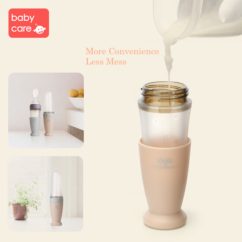 us babycare extrution baby food dispensing food