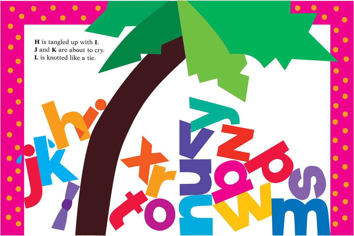 Chicka Chicka Boom Boom by Bill Martin Jr and john archambault
