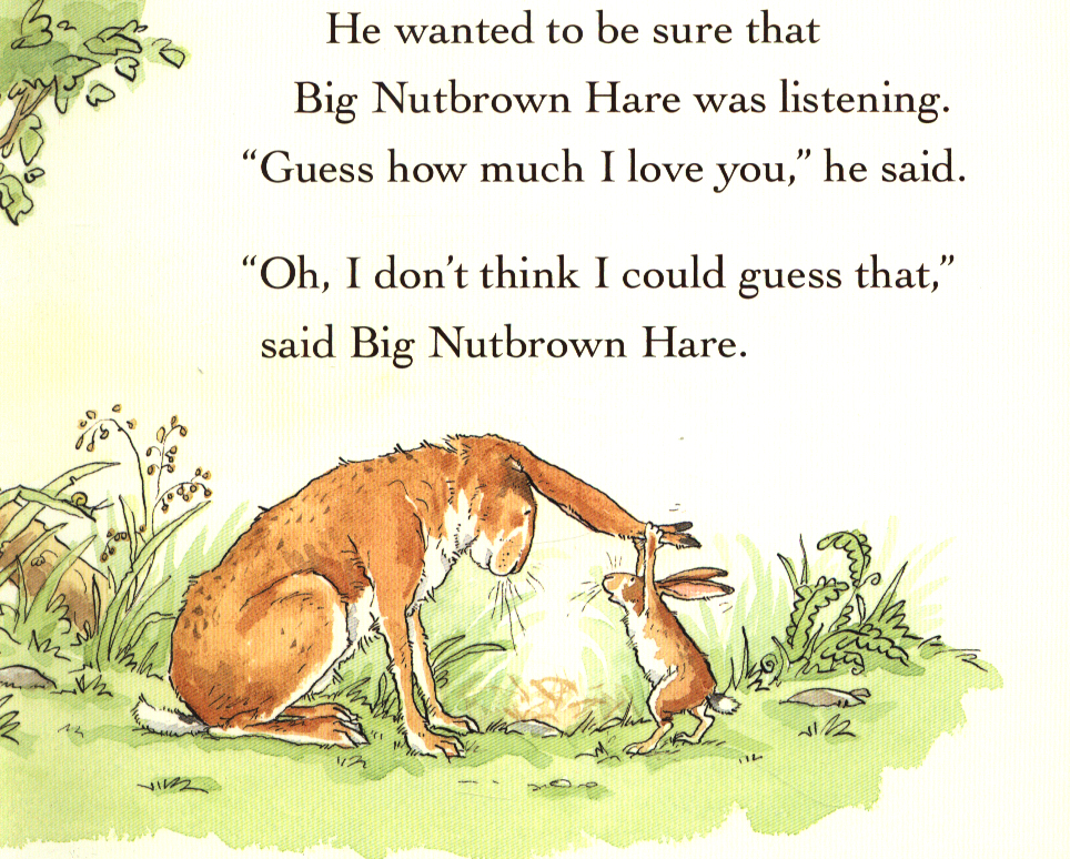 guess how much i love you children picture book