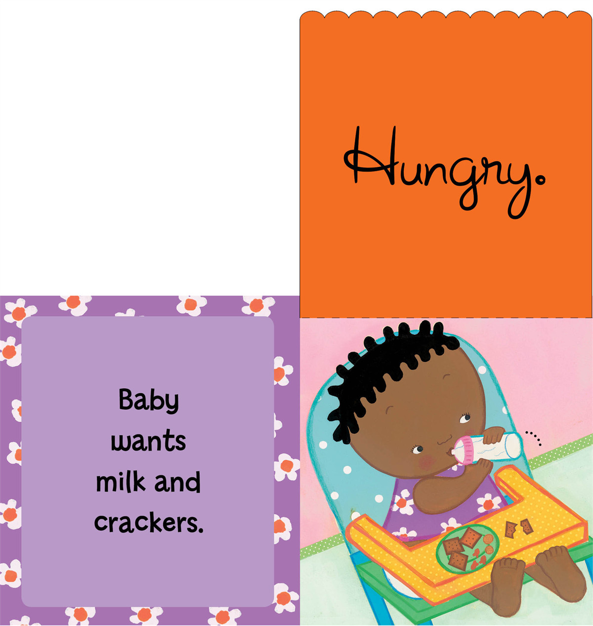 How Does Baby Feel? A Karen Katz Lift-the-Flap Book board book