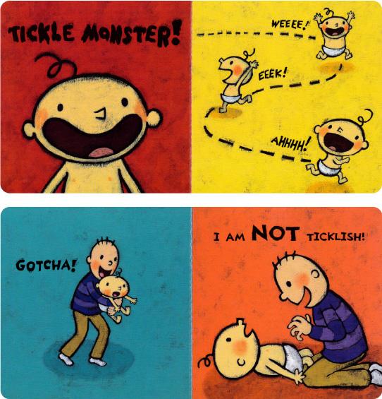 leslie patricelli children picture boad book series tickle 幼教儿童趣味童书
