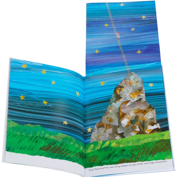 eric carle papa please get the moon for me picture book