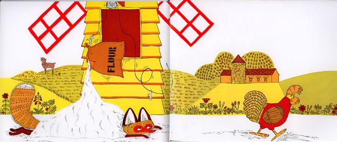 classi board book rosie's walk by pat hutchins
