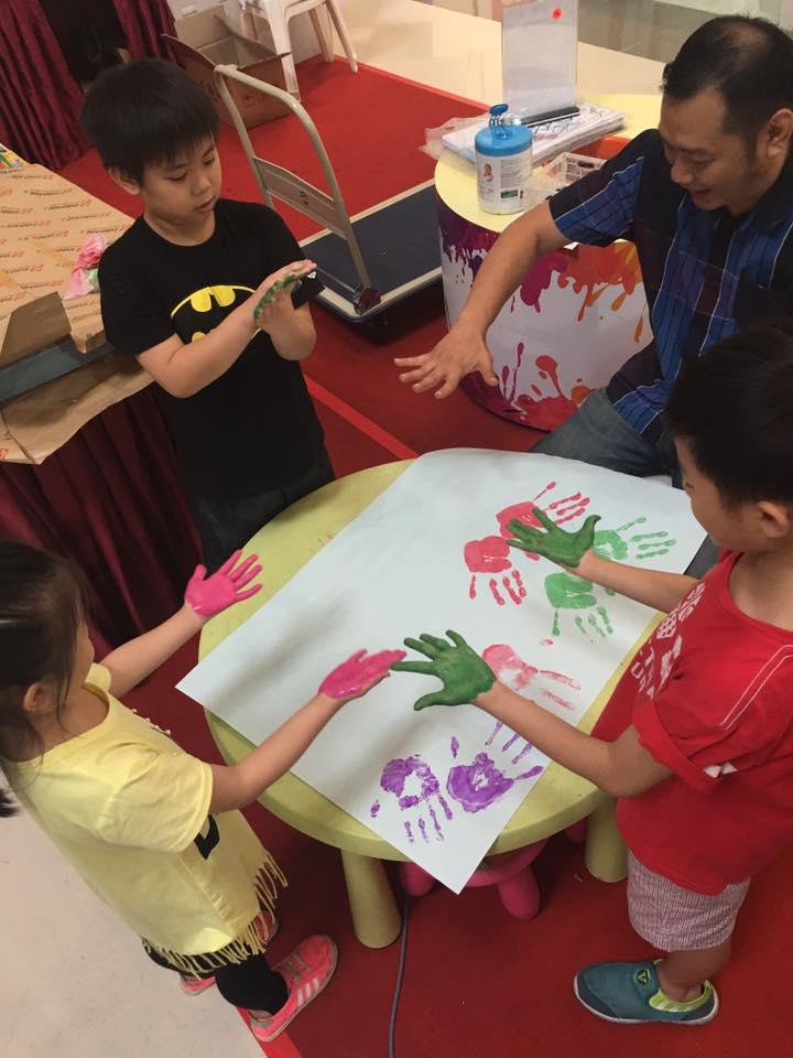 Washable non toxic Bold Fingerpaint children kids coloring