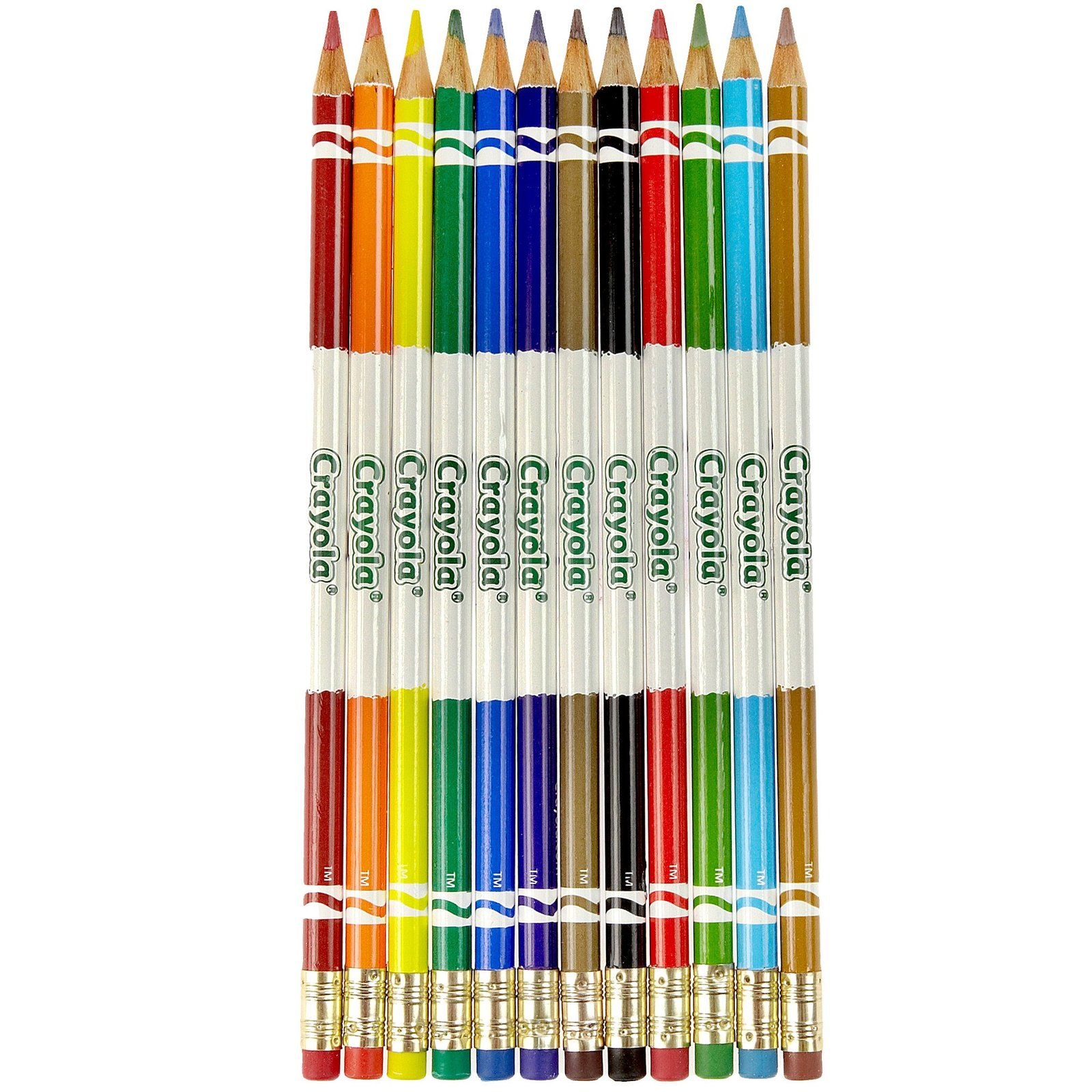 Made with thick, soft leads that won't break easily, the pencils create brightly colored lines that are perfect for school projects and creating detailed artwork.