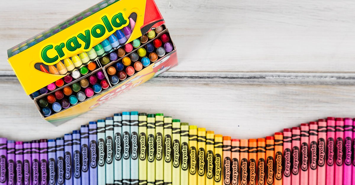 Crayola non toxic kids painting and drawing kits