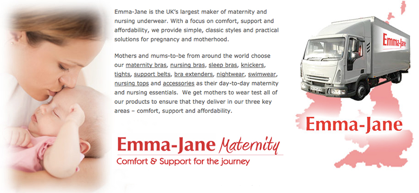 emma-jane maternity wear