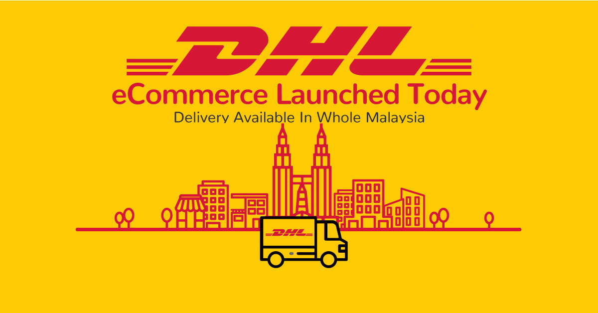 Just4bb ship with DHL
