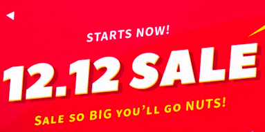 year end sales 1212