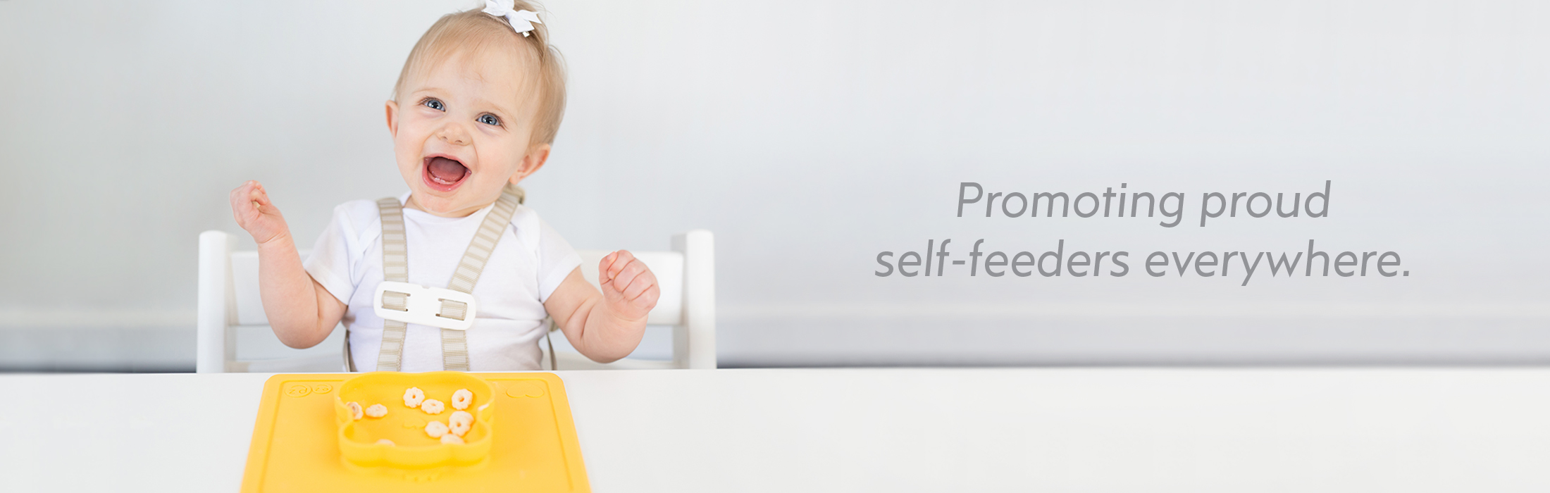silicone and disposable placemat to promote self feeding everywhere