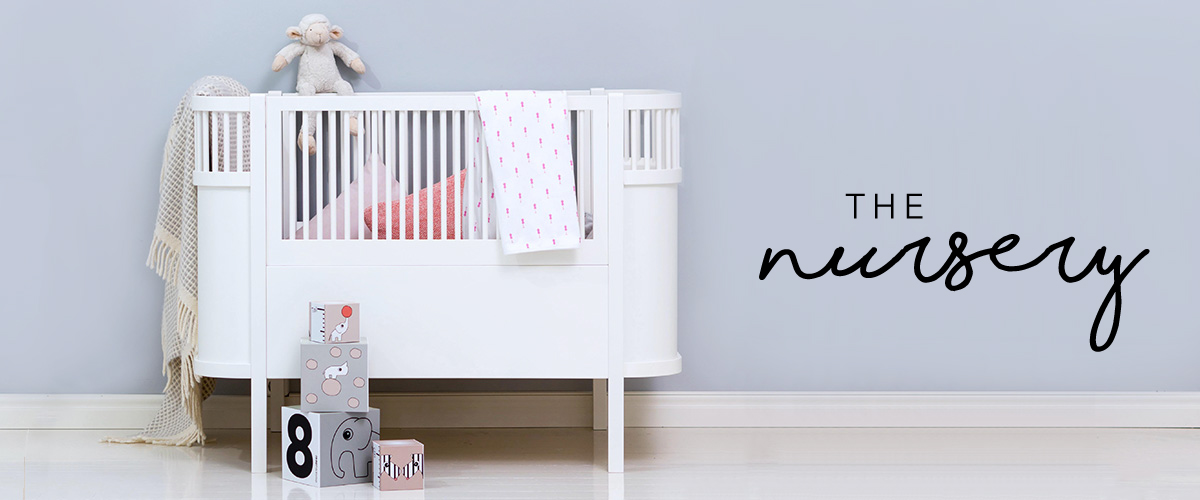 everything baby room needed