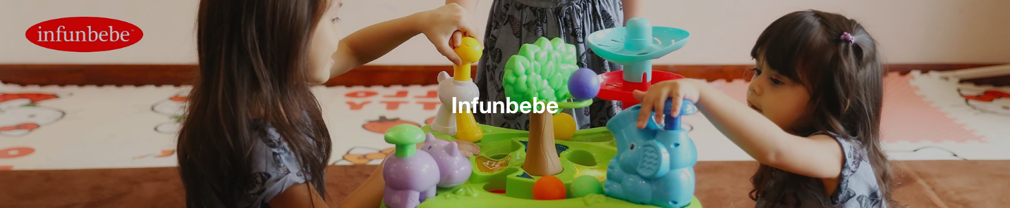 Infunbebe baby toddler fun toys 宝宝儿童趣味玩具