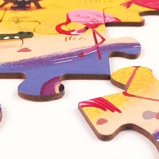 joan miro puzzles