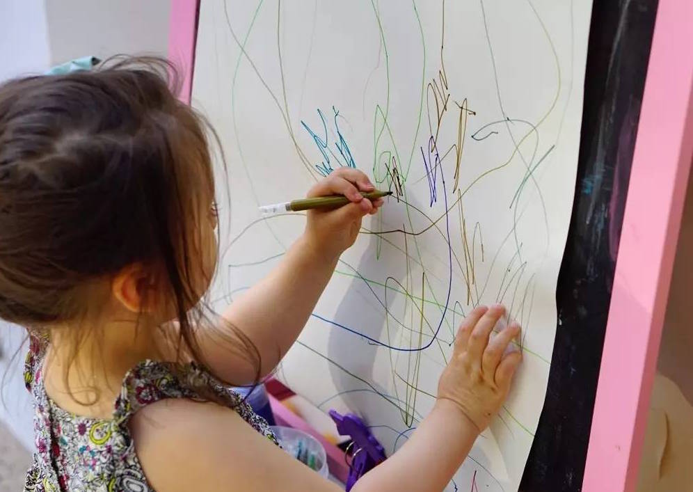 joan miro jar melo finger painting drawing paper roll 儿童画纸