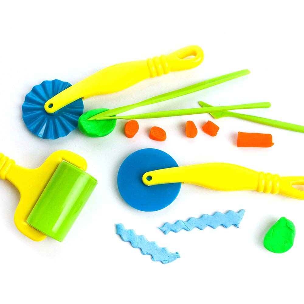 play dough clay modeling dough playing tool set