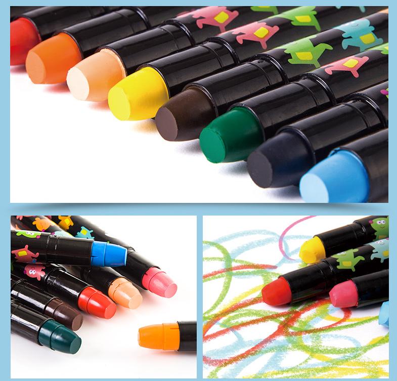 joan miro jar melo food grade non toxin washable crayon silky smooth touch lipstick 儿童安全食品级丝滑可洗蜡笔