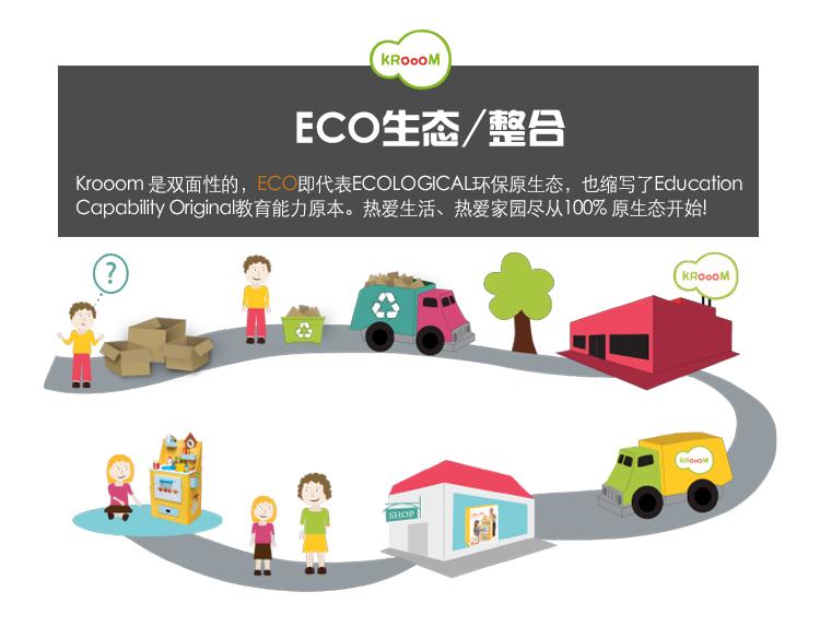 krooom eco cardboard kids puzzle creativity development