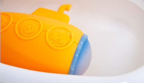 marcus and marcus submarine silicone toys