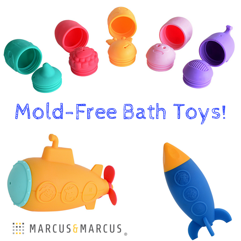 marcus and marcus soft silicone bath toys
