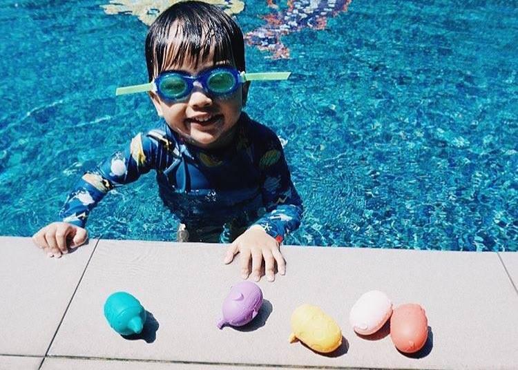 marcus and marcus silicone bath toys