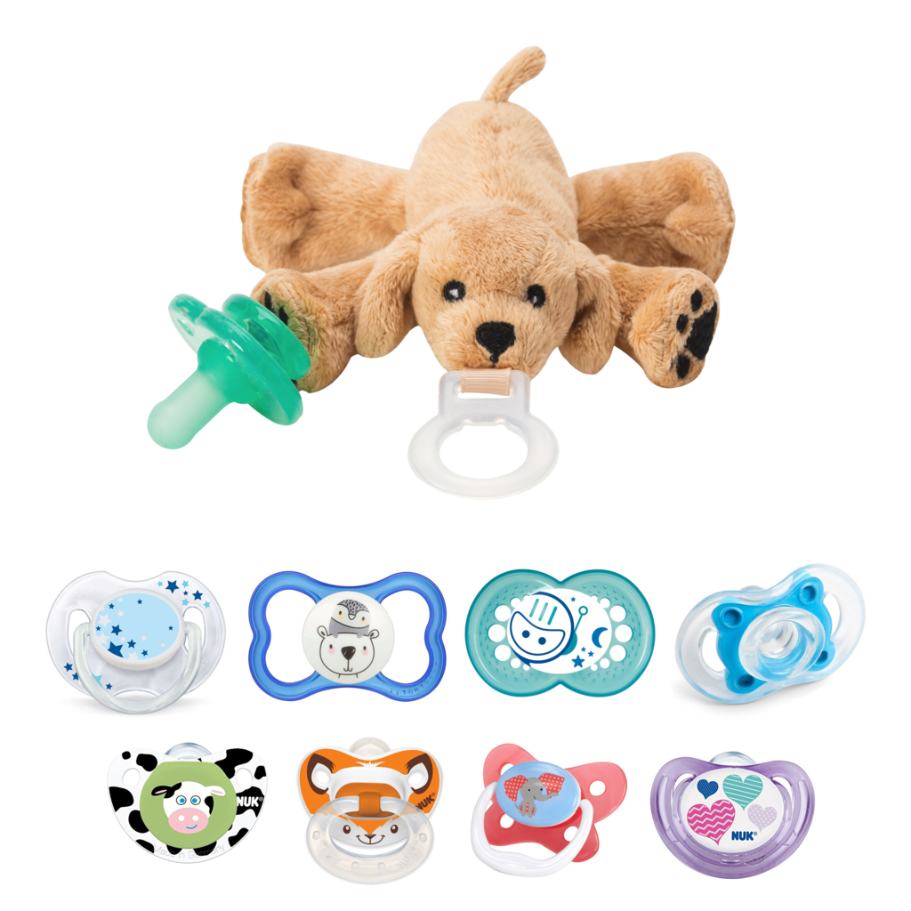 pacifier holder soft toys and comforter nookums 美国安抚奶嘴吊饰
