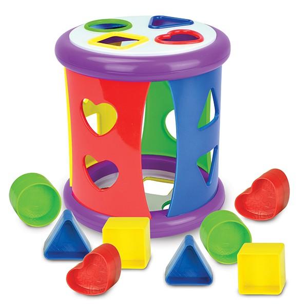 shape sorter learn shape and colors