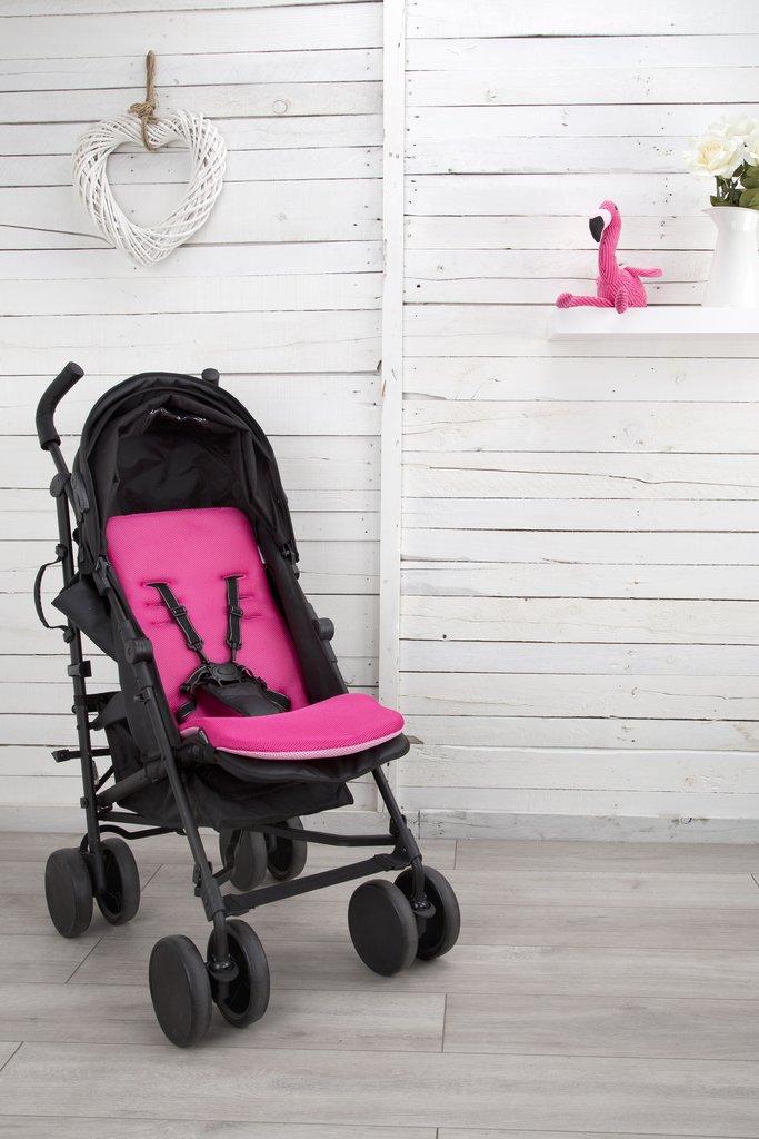 comfy cooling air stroller sof cushion liner 宝宝婴儿车推车凉爽透气坐垫椅垫