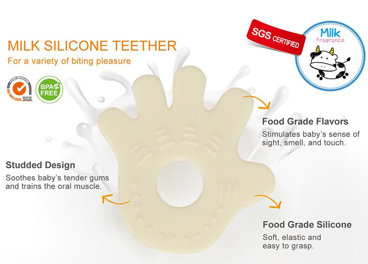 simba 100% good grade silicone safe baby teether teehing toys 宝宝硅胶磨牙固齿器