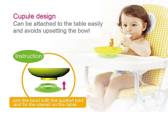 simba warming suction plate to keep baby meal food warm