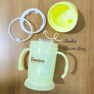 simba training cup silicone ring to prevent leakage