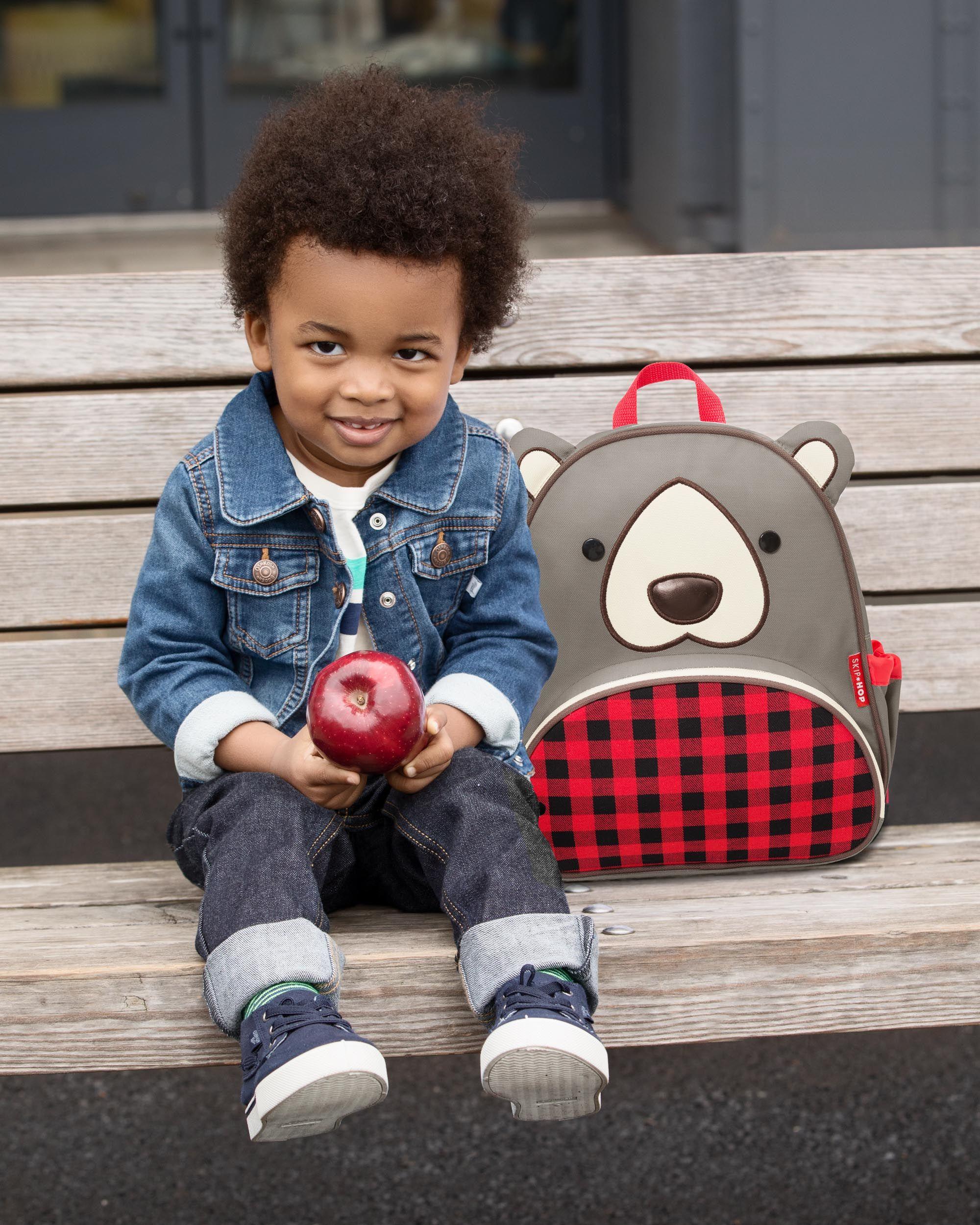 little kid zoo backpack shcool bag