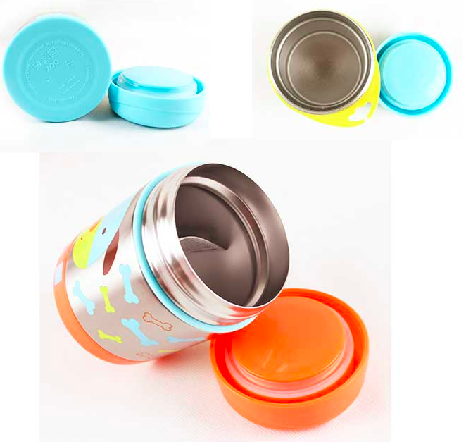 skip hop stainless steel container thermal food jar
