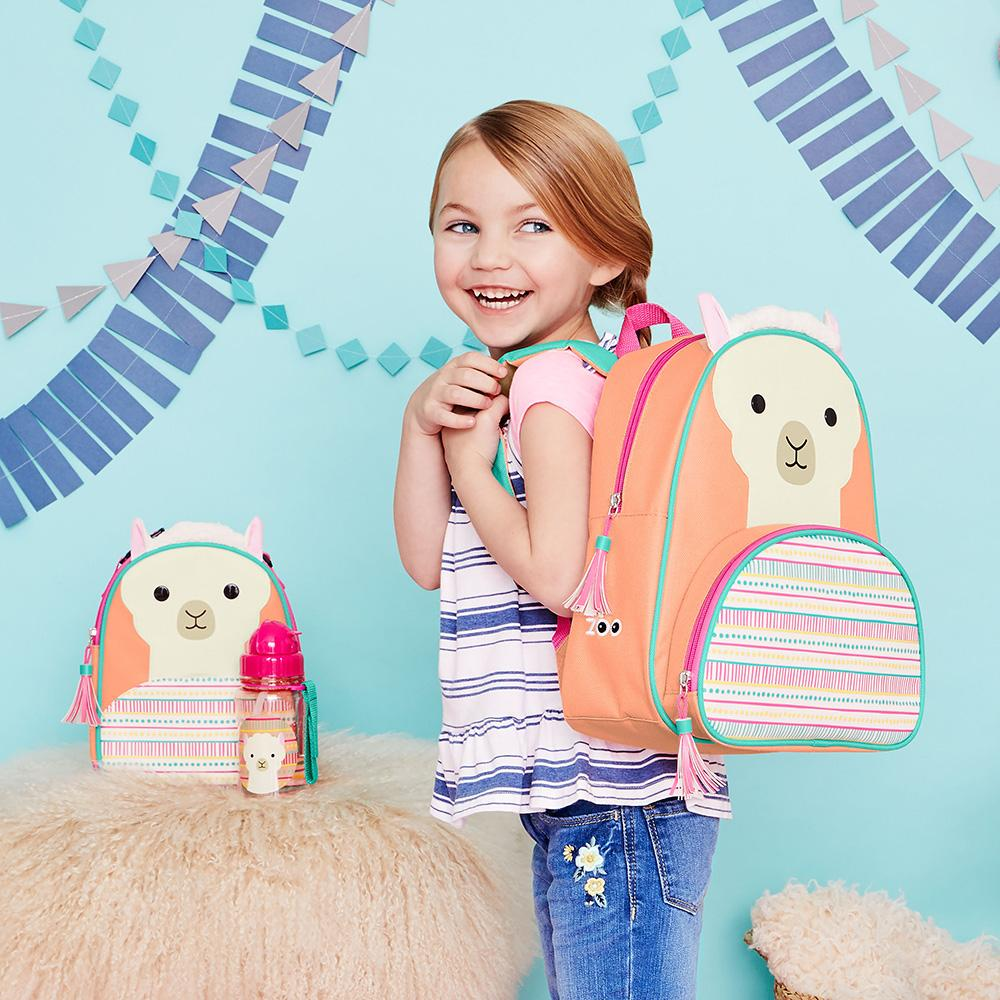 skip hop little kid zoo school backpack