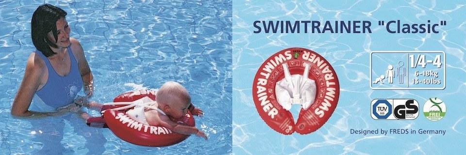 Freds Swim Academy Baby Swim Trainer